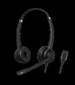 Headsets - ELITE HDvoice duo NC