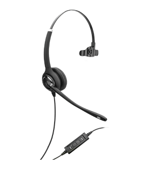 Headsets - ELITE HDvoice MS mono NC USB