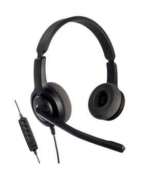 Headsets - Voice UC28 duo NC